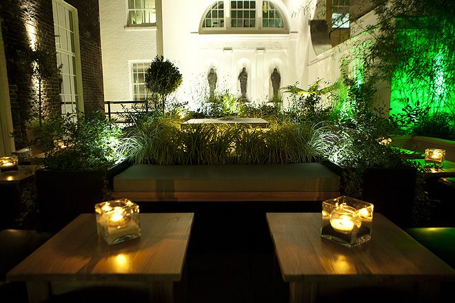 Chandos House: Atmospheric London wedding venue