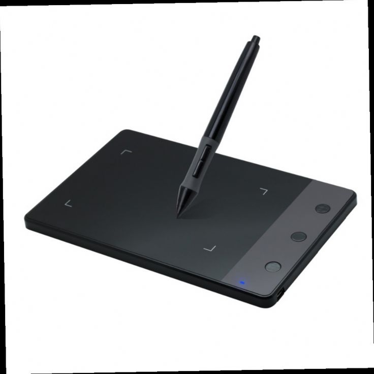 "43.99$  Buy here - http://alioyy.worldwells.pw/go.php?t=32693827396 - ""New HUION H420 420 Graphics Drawing Tablet 4 x 2.23"""" USB Digital Pen For PC Computer"""