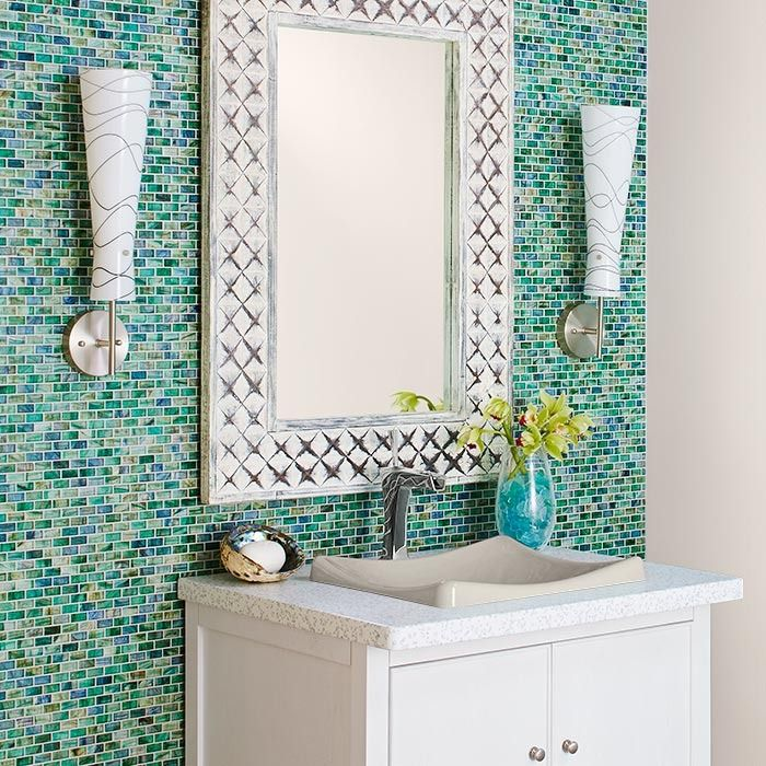 Wall Tiles For Bathroom Designs my ma wants to decorate with this tile pinteres Aqua Wall Tiles Project A Style That Appears Inspired By The Sea Make A Small