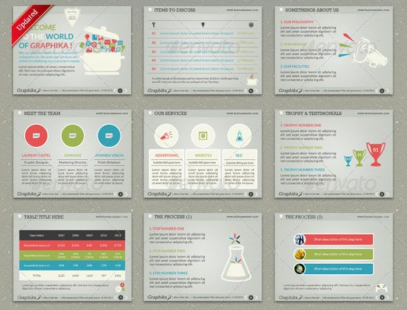 7 best presentation ideas and creative inspiration images on pinterest for Creative powerpoint ideas