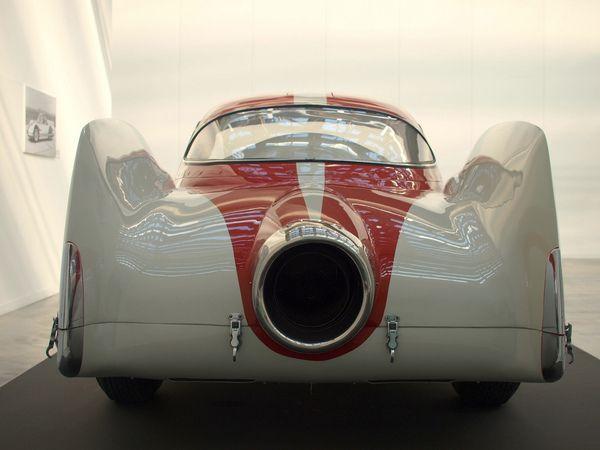 The 1954 Fiat Turbina concept — 95 Customs