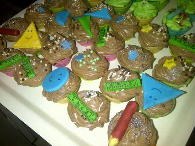 Mr maker cupcakes