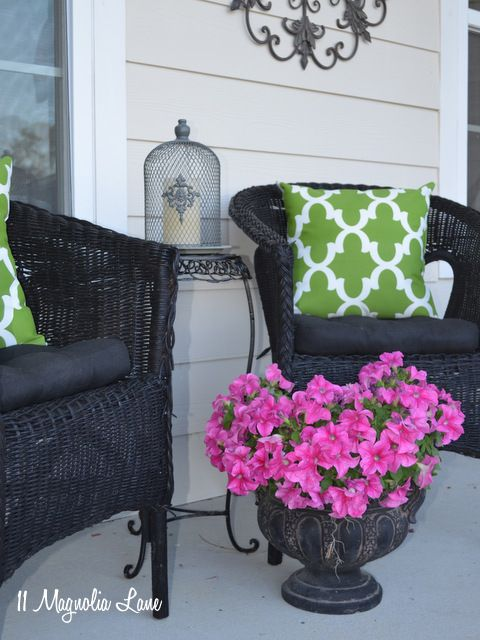 17 Best Ideas About Outdoor Cushions On Pinterest Patio