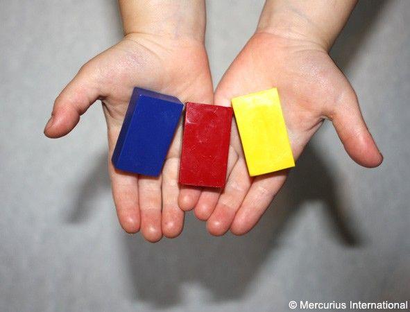 Stockmar Wachsmalblöcke - Einzelblock - 24 Farben