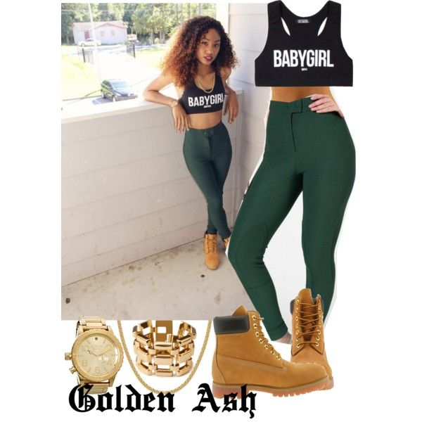 Tim's Baby Girl, created by fashionsetstyler on Polyvore