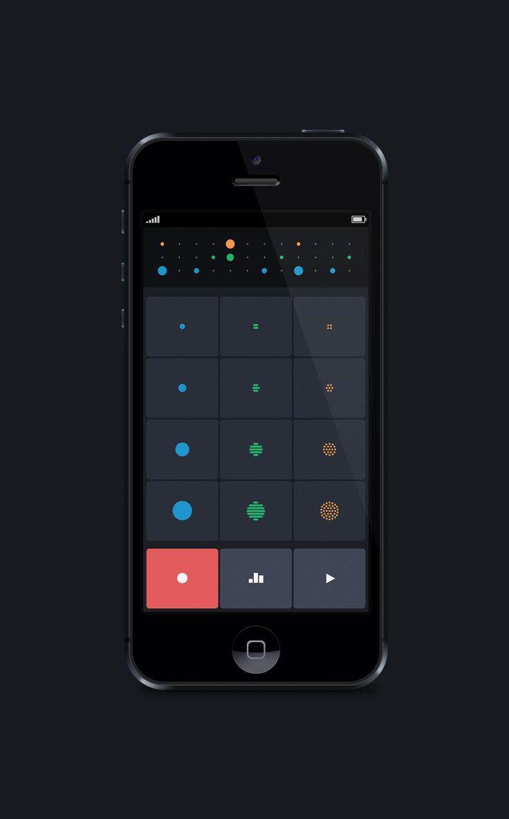Drum App | Designer: Duncan Malashock