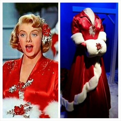 edith head design for white christmas - Actors In White Christmas