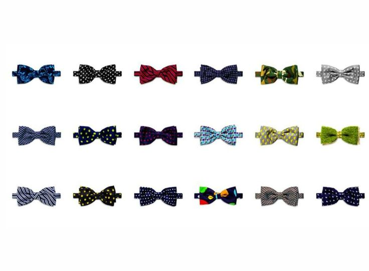 Discover the bow tie by Fefè  in our store