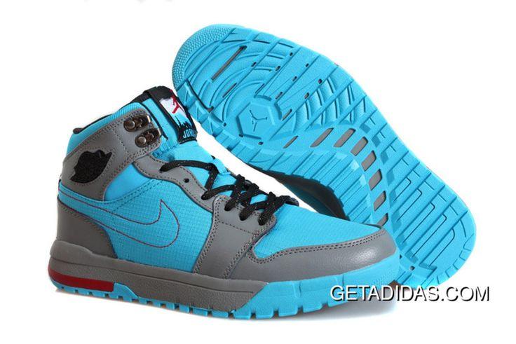http://www.getadidas.com/air-jordan-1-trek-blue-grey-red-shoes-topdeals.html AIR JORDAN 1 TREK BLUE GREY RED SHOES TOPDEALS Only $78.42 , Free Shipping!