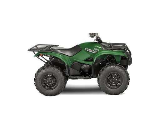 2016 Yamaha Kodiak 700 Hunter Green in Murrysville, PA