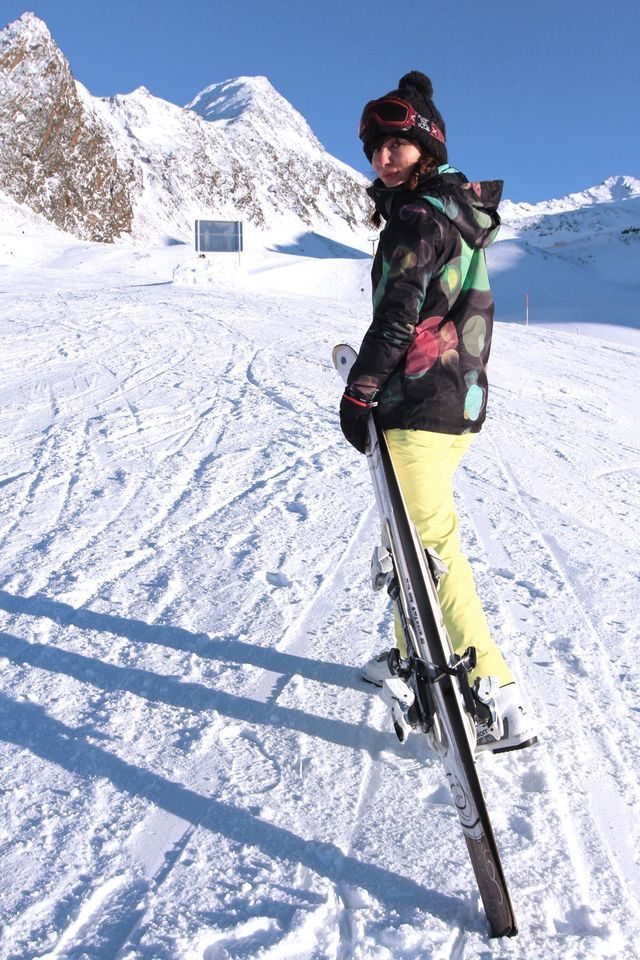 Ski outfit / ski wear