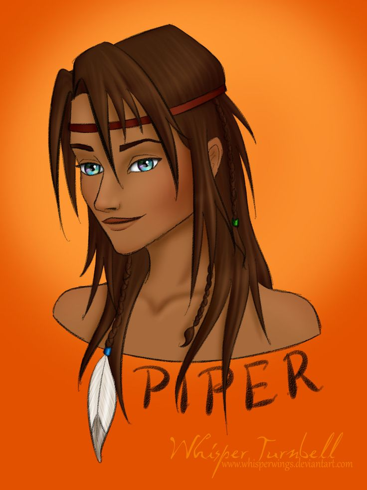 Piper McLean by *Whisperwings on deviantART