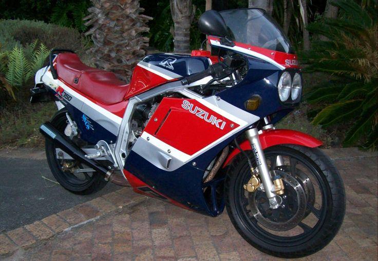 1985 Suzuki GSXR750