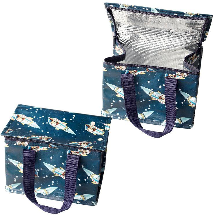 Spaceboy Design Lunch Bag