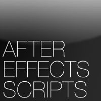 31 Essential Scripts from AEScripts.com After Effects Scripts