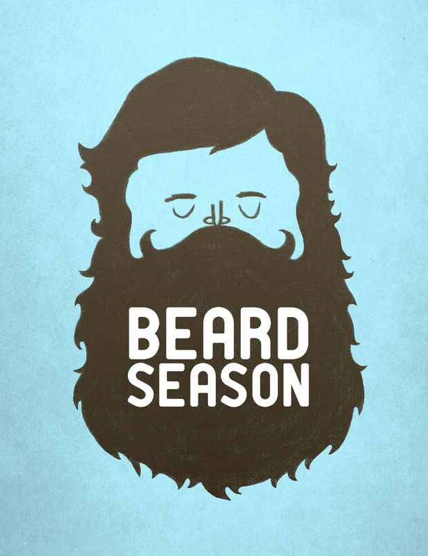 Let the beard season begin.
