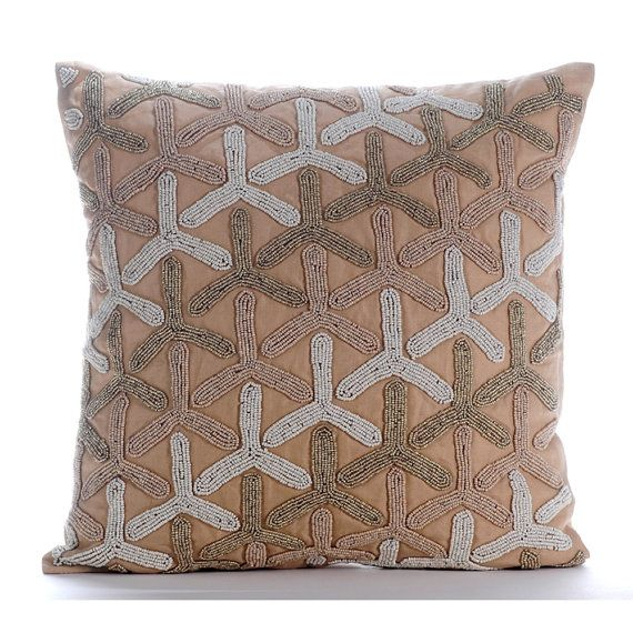 Decorative Throw Pillow Covers Accent Pillow by TheHomeCentric