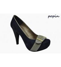 Popin Platform Nubuk Ayakkabı 100-164