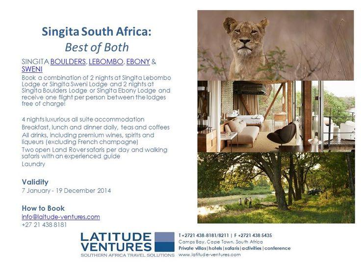 #Singita #Safari #SouthAfrica