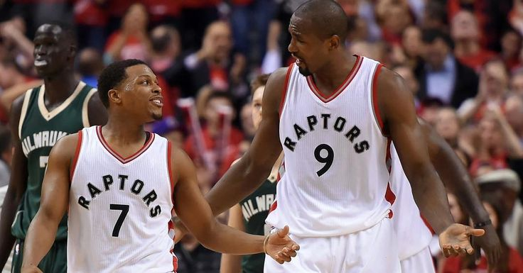 Kyle Lowry and Serge Ibaka both resigned with the Toronto Raptors today. Both over 3 years, Lowry for $100 million and Ibaka $65 million.