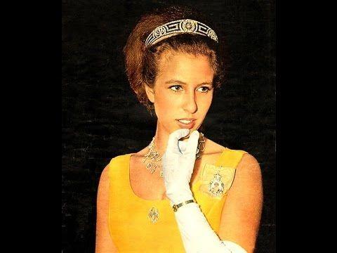 Anne, Portrait of a Princess