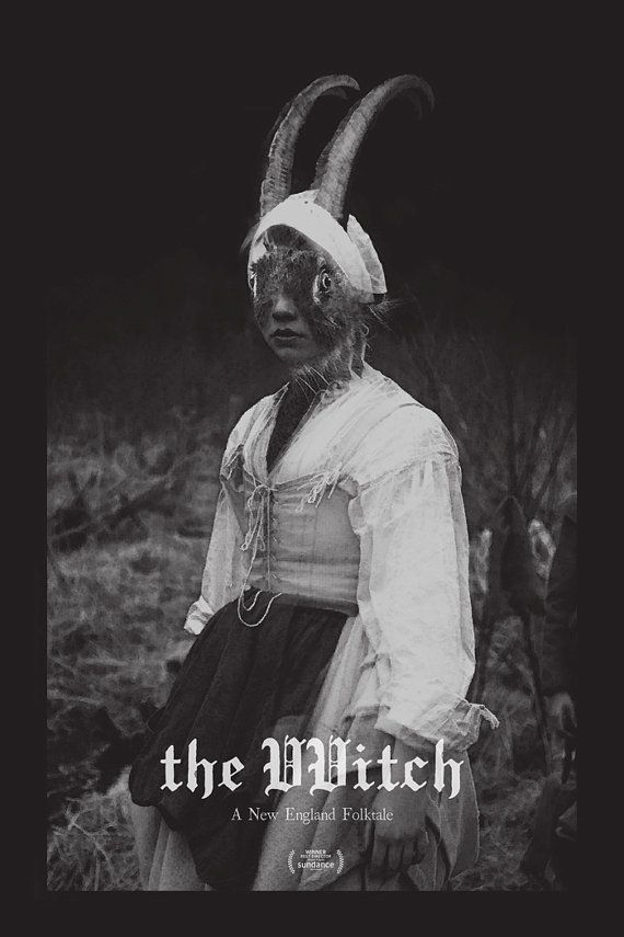The VVitch alternative movie poster by TheArtOfAdamJuresko on Etsy