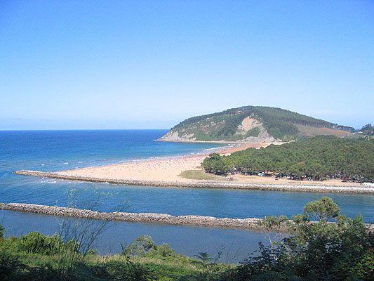 playas Rodiles Asturias
