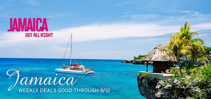 Jamaica specials - Funjet Vacations - All Inclusive Vacation Packages to Cancun, Jamaica & More