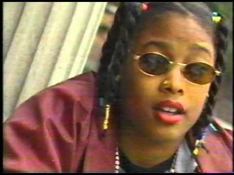 Interview with Da Brat - Part 1/2 (1994, Rap City) - YouTube