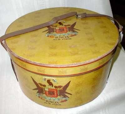marinni: Багаж-часть 3.Старинные шляпные коробки.