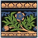 VICTORIAN TILES, VICTORIAN WALL PLAQUES, VICTORIAN TRIVETS/  This  New Hampshire company makes William Morris inspired tiles.