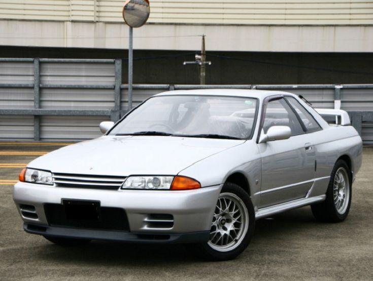 Nissan R32 GTR V Spec I