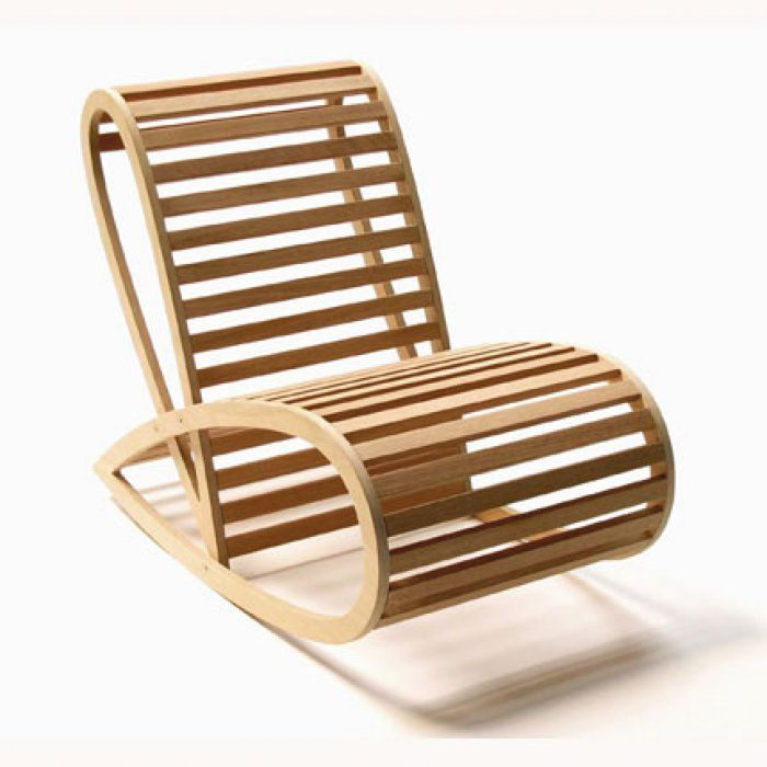 "Rocking Chair ""Rocker"""