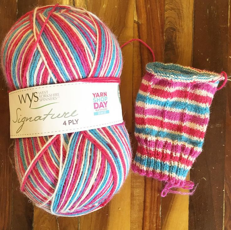 Exclusive yarn just for bricks-and-mortar yarn shops by my favourite company... YES PLEASE. Come get your #yarnshopday sock yarn specially dyed up by @westyorkshirespinners  Its limited edition so grab 'em while you can! // #alterknituniverse #aucustomermakes #auyarns #westyorkshirespinners #wyspinners @letsknitmag //From our shop account: @AUshopUK follow us on instagram/twitter for more fun peeks into our shop near Bristol UK. http://ift.tt/1SPuuxi We're the wool shop in Cleeve with the…