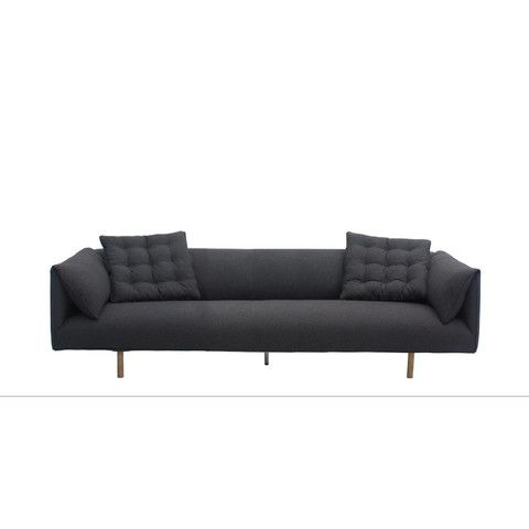 Axis Sofa, in 2 Colours - Complete Pad ®