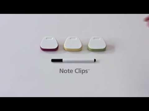 Víceúčelové klipsy na sáčky JOSEPH JOSEPH NoteClips™ Klipsy NoteClips™ slouží k bezpečnému uzavírání sáčků s potravinami. Na klipsy pak přiloženým popisovačem zaznamenáte klíčovou informaci – datum doporučené spotřeby. Magnetické klipsy lze umístit na lednici a užit jako držáčky vzkazů nebo nákupních seznamů. Napsaný text se z klipsů odstraňuje suchým hadříkem. Klipsy jsou dodávány v balení 3 kusů včetně popisovače.
