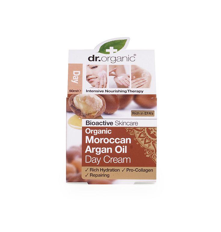 Day Cream - Crema Viso Giorno - Dr. Organic