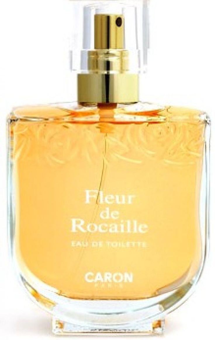 Caron Fleur de Rocaille sticla