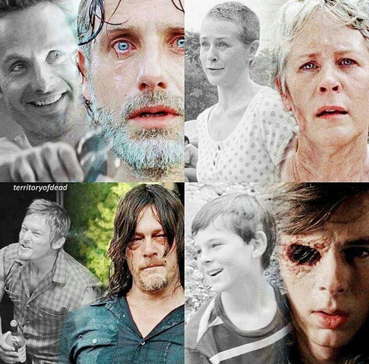 TWD, how things change