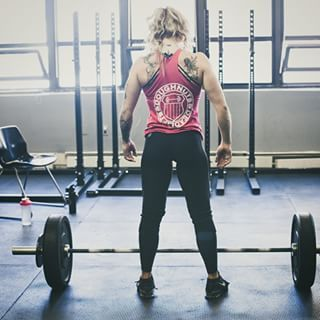 And ready to take on anything. | This Is What Women Who Lift Weights Actually Look Like