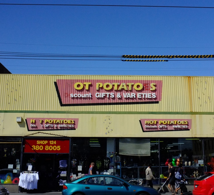 Sydney Rd, Brunswick, Melbourne, Australia 2013