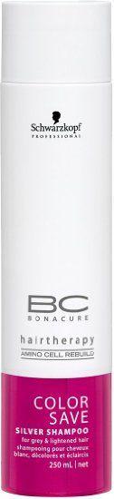 Schwarzkopf Professional BC Bonacure Color Save Silver Shampoo