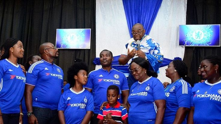 A church in Ghana's capital Accra has held a thanksgiving service for Chelsea following its recent success in the Premier League. See photos below  http://ift.tt/2rXEnXH news SPORTS NEWS
