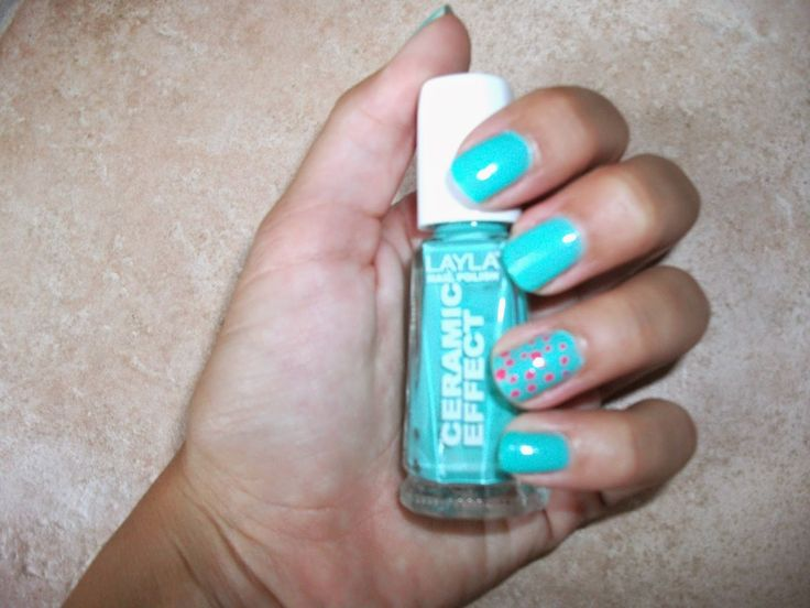 Tartaruga Zeta Fashion & Beauty: #Smalto della settimana - #Manicure of the week #beauty #beautyblogger #beautyproduct #nails #nailpolish #smalto #unghie #tiffany @layla