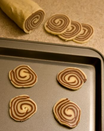 Baking these fun cookies will introduce your child to the concept of cross-sections.