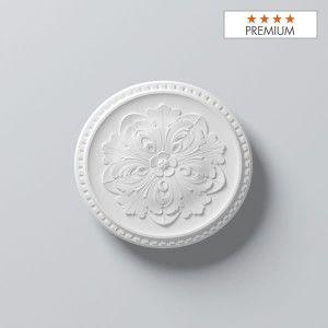 "Rosette M65 Polyurethan Decoflair - Durchmesser 430 mm - Pack 1 x 1 p - Qualität ""Premium"""