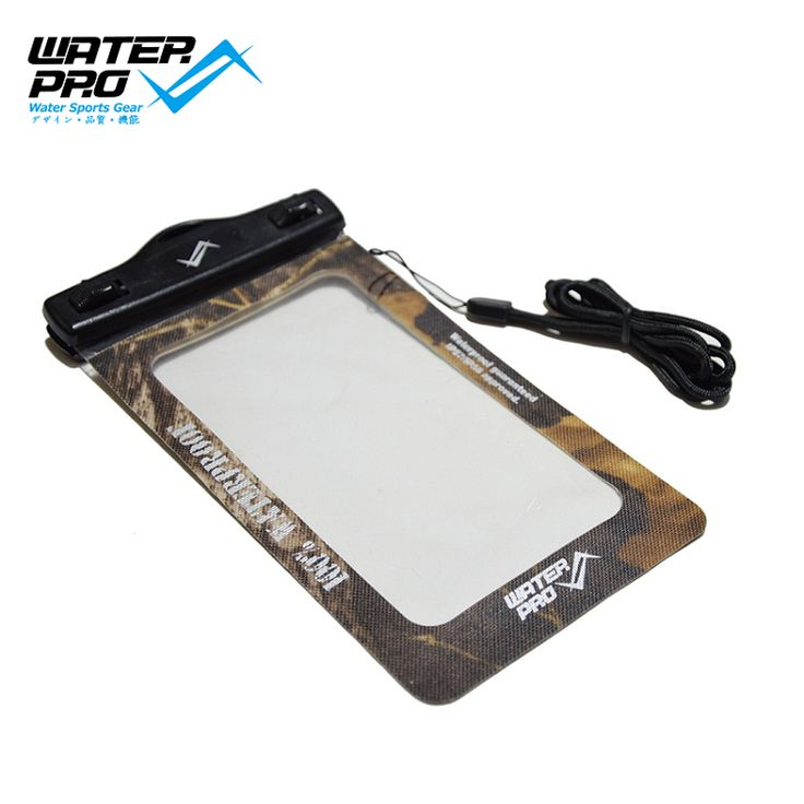 Water Pro Waterproof Dry Bag Maple / Meteor Case for Phones Other Small Devices Waterproof for Watersports Snorkeling Swimming