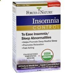 Safe and All Natural Insomnia Remedy Insomnia Control is an advanced remedy specifically formulated to treat insomnia. It targets to balance the system and provide a deep restful sleep. It is composed