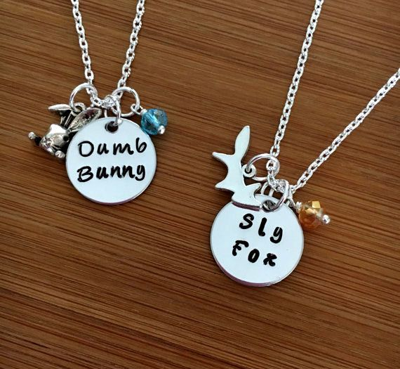 Cute, Zootopia inspired jewelry <3 Who would get from me the second one?
