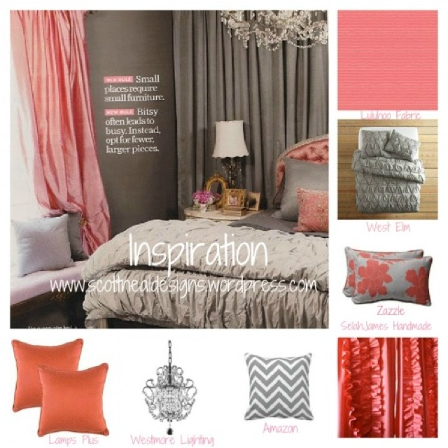 The 25+ Best Gray Coral Bedroom Ideas On Pinterest | Coral And Grey  Bedding, Coral Walls Bedroom And Coral Navy